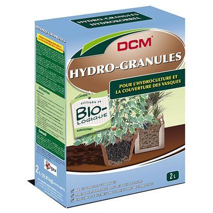 Hydrokorrels DCM BIO2 liter