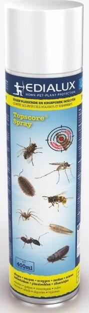 Spuitbus vliegende insecten Topscore spray 400ml