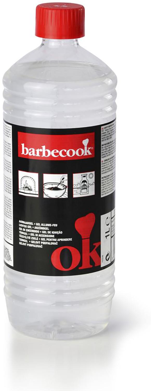 Barbecook aanmaakgel 1L