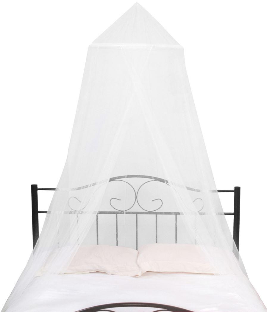 Klamboe of muggennet voor 2 persoonsbed