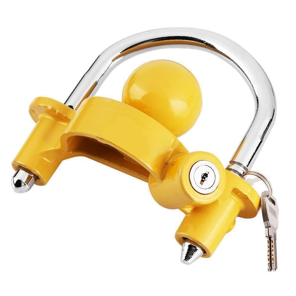 Koppelingsslot met sleutel