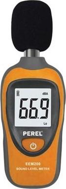 Digitale geluidsniveaumeter