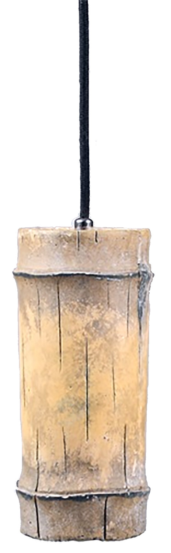 Hanglamp bamboelooksteen