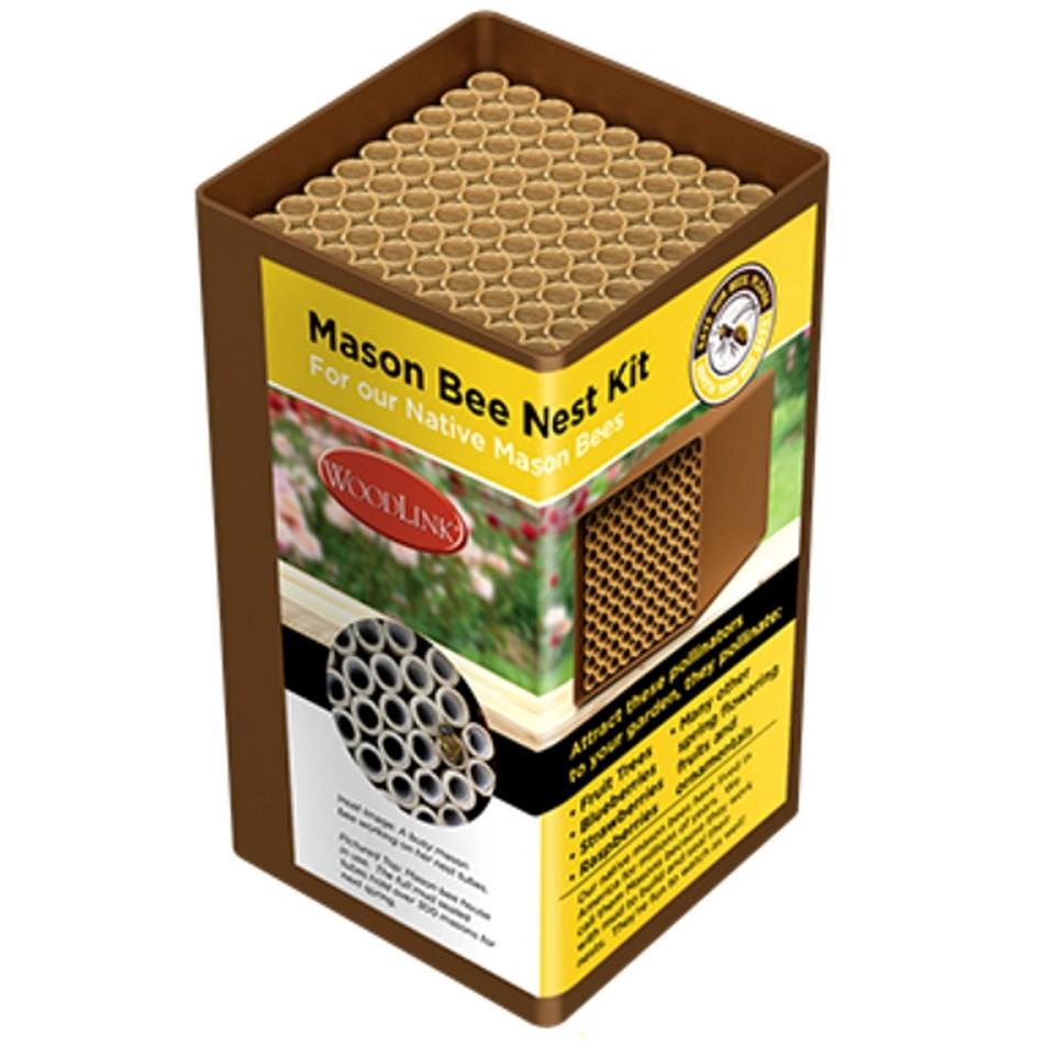 Nestbuisjes voor metselbijen