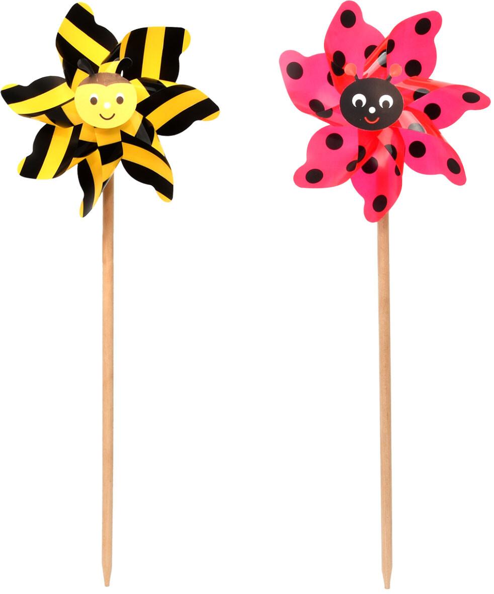 Windmolens insecten