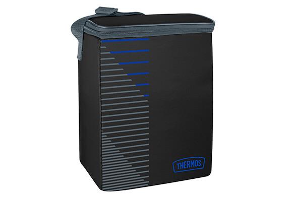 Koeltas zwartblauw 9 liter Thermos