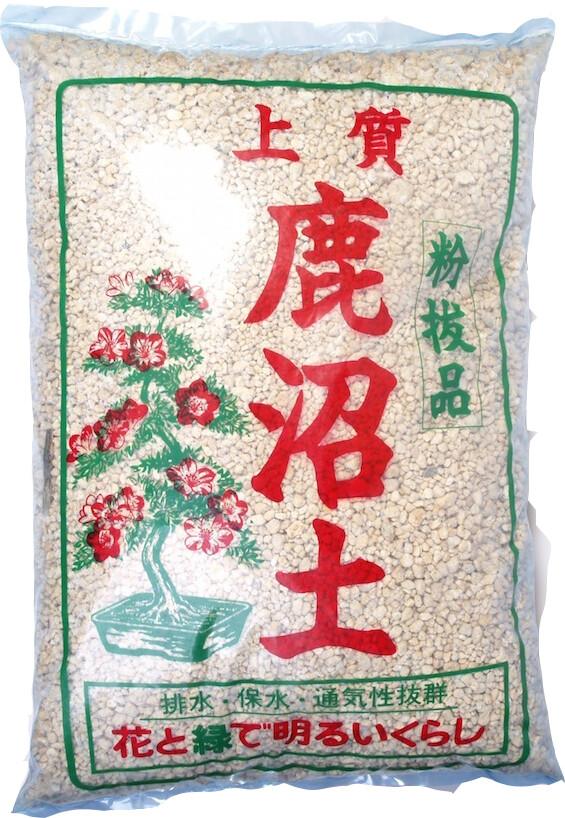 Kanuma bonsaigrond 16 liter
