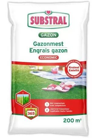 Substral gazonmest Economic 20 kg