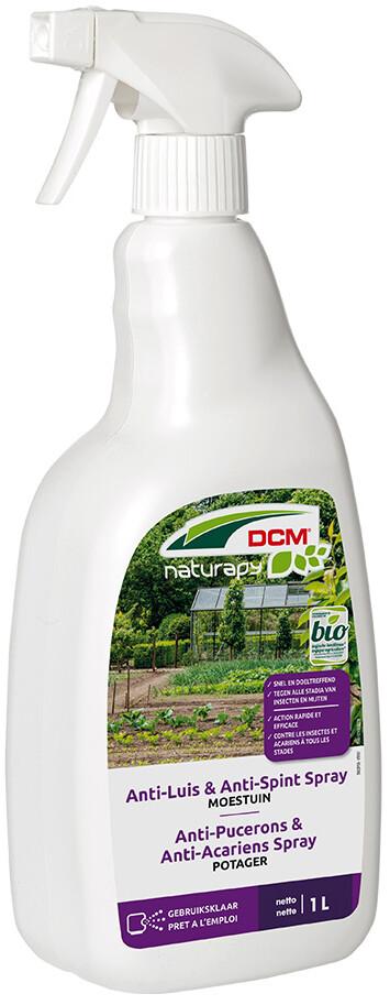 DCM AntiLuis AntiSpint Moestuin 1 liter