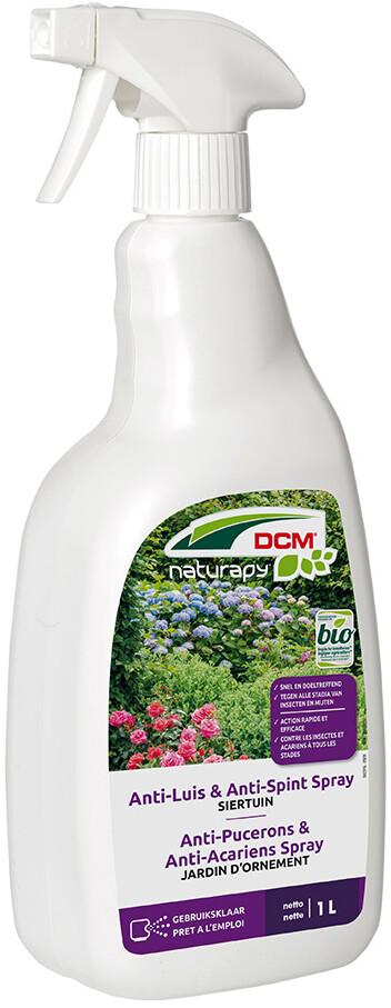 DCM AntiLuis AntiSpint Siertuin 1 liter