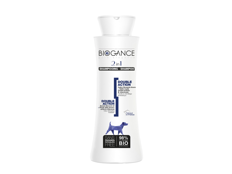 Hondenshampoo BIOGANCE 2in1 250 ml