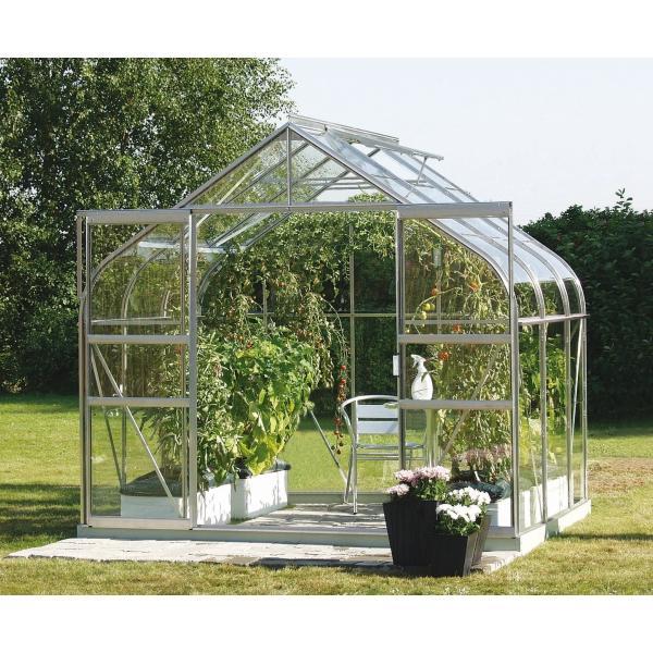 Saturn 5000 tuinkas 5 m2 met gratis snelbouwfundering