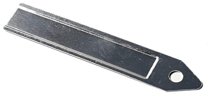 Aluminium labels 125 cm