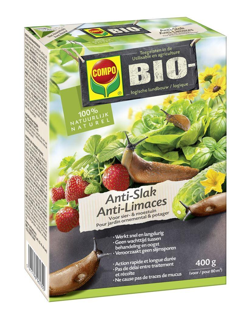 Bio AntiSlakkenkorrels voor 100 m2