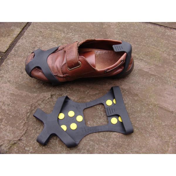 Antislip schoenhoes largevoor schoenen van maat 39 tot 45