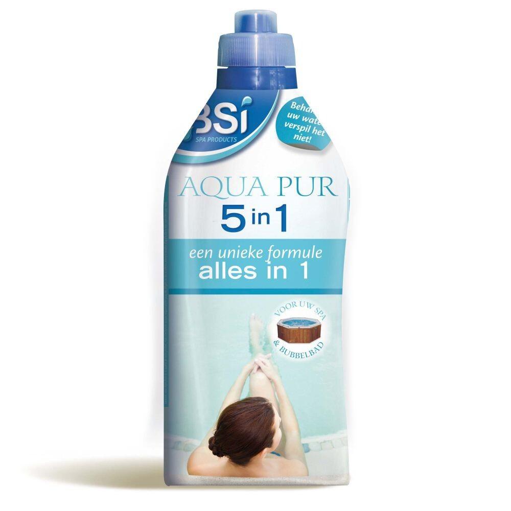 Aqua pur 5 in 1 bubbelbad 1 liter