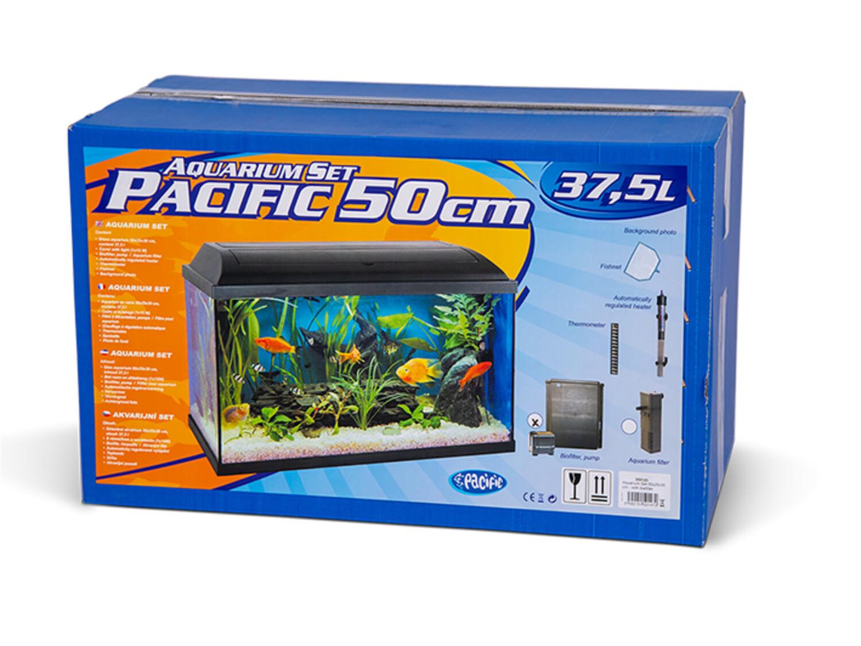 Aquarium kitbiofilter Pacific 375 L