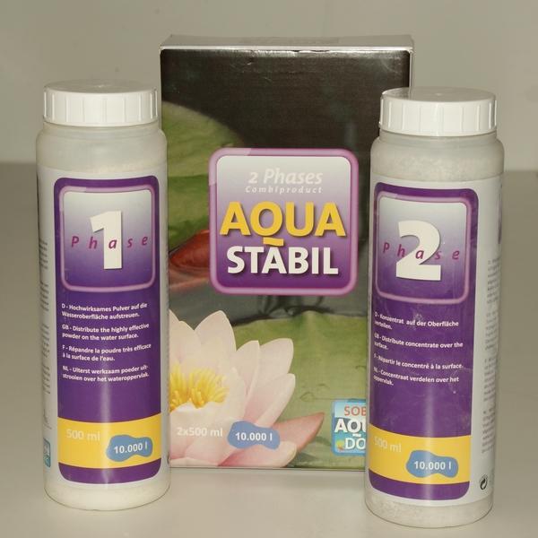 AquaStabil voor stabiel vijverwater