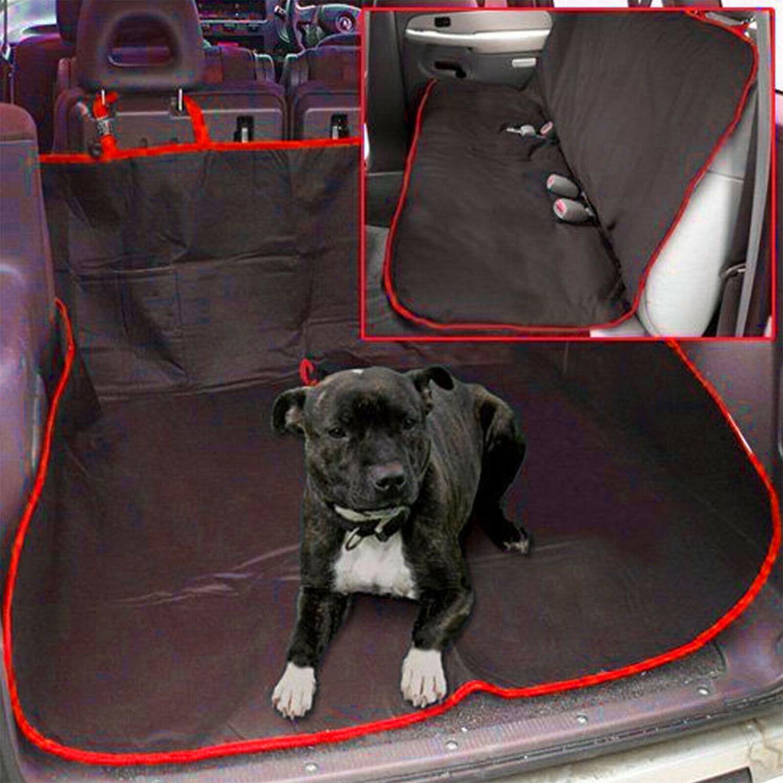 Auto beschermhoes voor honden