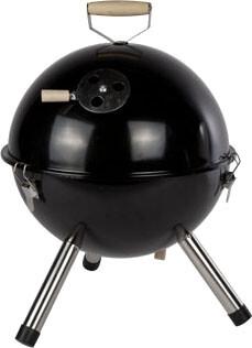 Barbecue tafelmodel zwart
