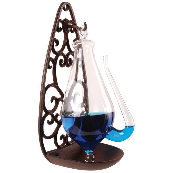 Donderglas waterbarometer