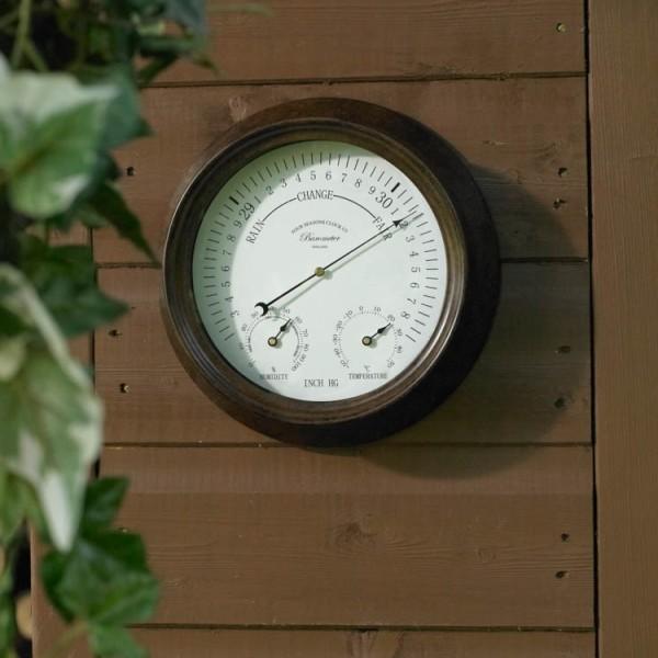 Barometerweerstation Vintage