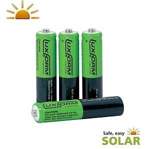 Herlaadbare AAA batterij