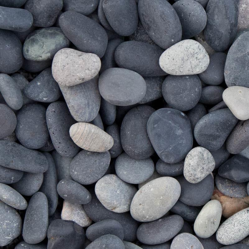 Beach Pebbles zwart 588161625 big bag ca 07 m