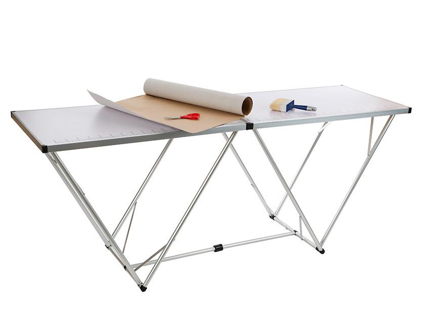 Behangtafel multifunctioneel aluminium2 meter