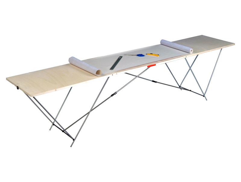 Behangtafel triplex bovenblad 3m