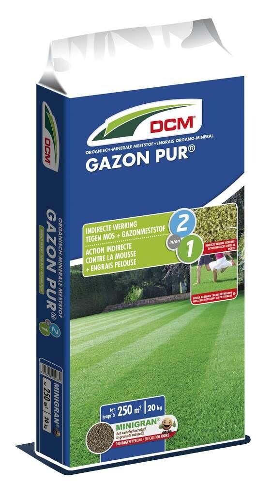 DCM Bemesting Gazonpur tegen mos 20 kg