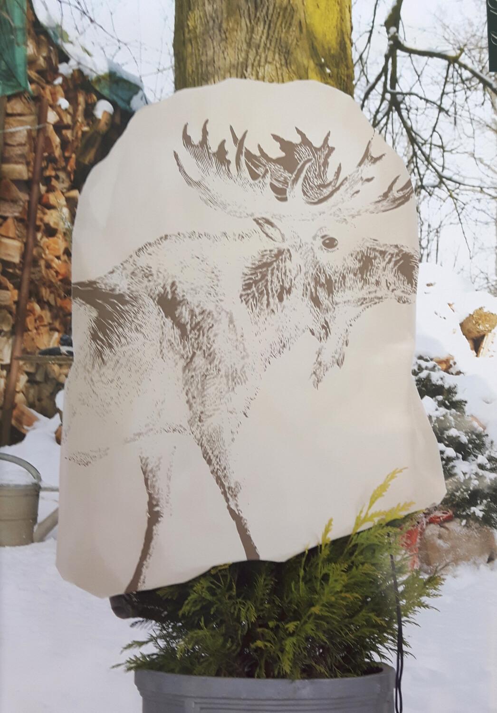 Vorst beschermhoes 110 x 110 cm eland