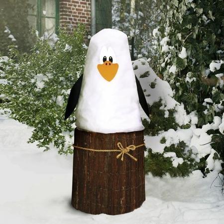 Vorst beschermhoes pinguin90 x 100 cm