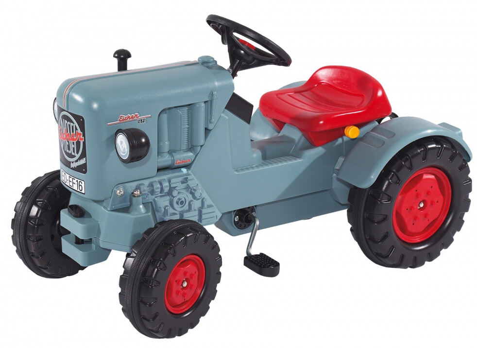 BIG Eicher Diesel ED 16 tractor