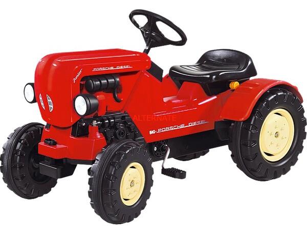 BIG tractor Porsche diesel junior