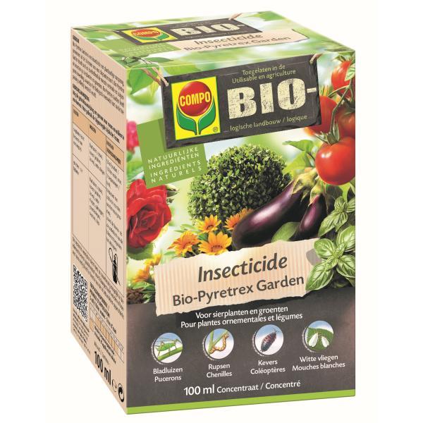 Bio Insecticide Pyrethrex Garden sierplanten en groenten100ml