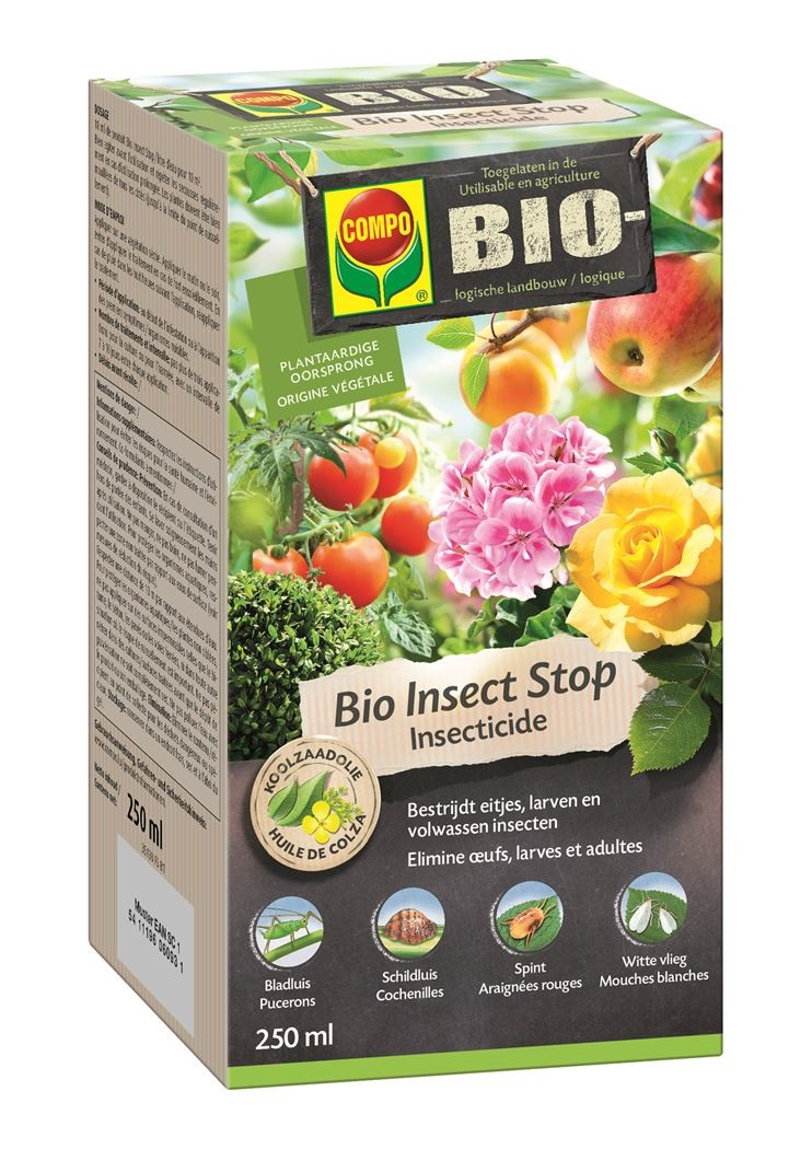 Bio insecticide stop 250 mlCompo