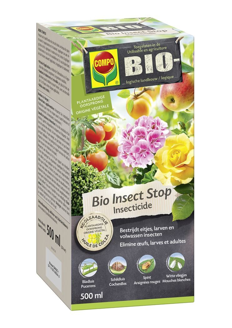 Bio insecticide stop 500 mlCompo