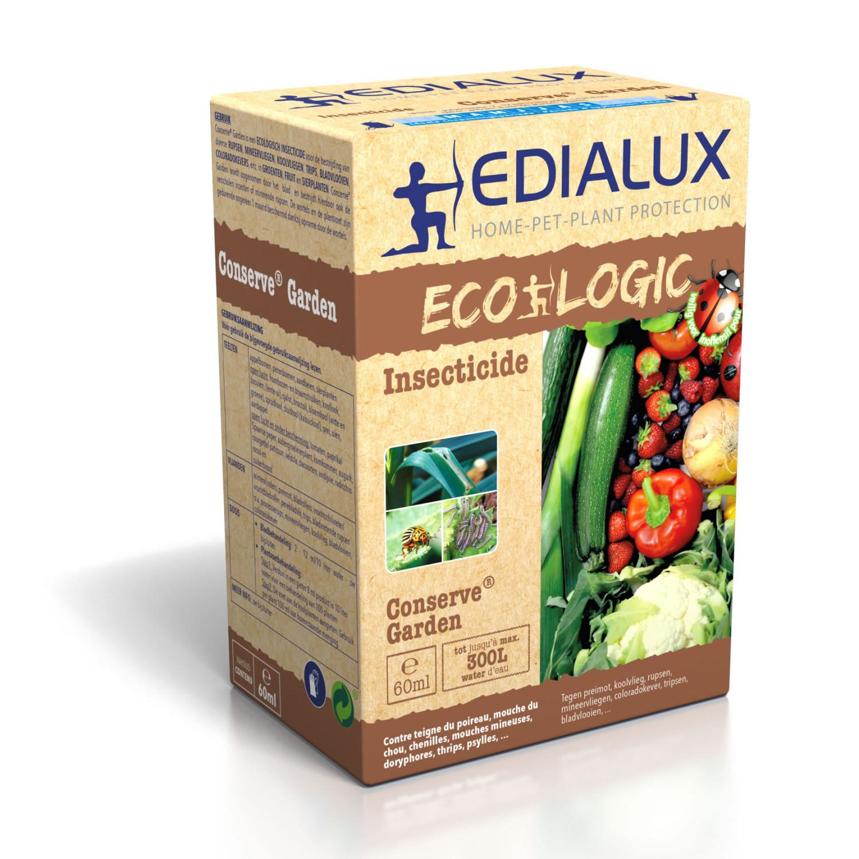 Ecologisch insecticide groenten fruit en sierplanten 60 ml