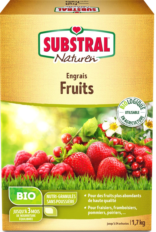 Biologische meststof voor fruit17 kg