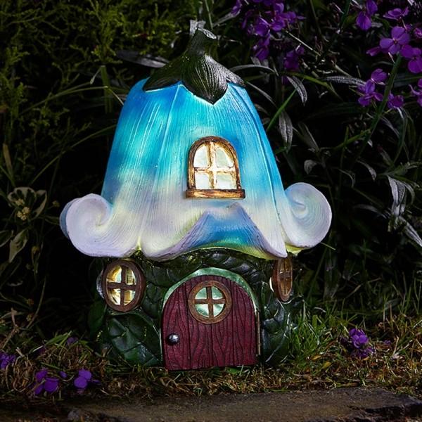 Bloemenhuis Bluebell Cottage solar