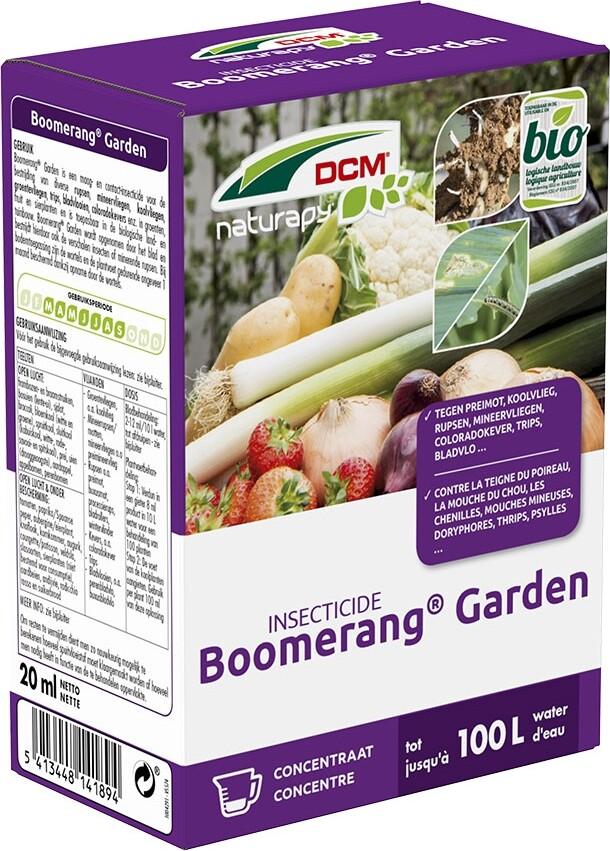 Boomerang Garden insecticide moestuin DCM 20 ml