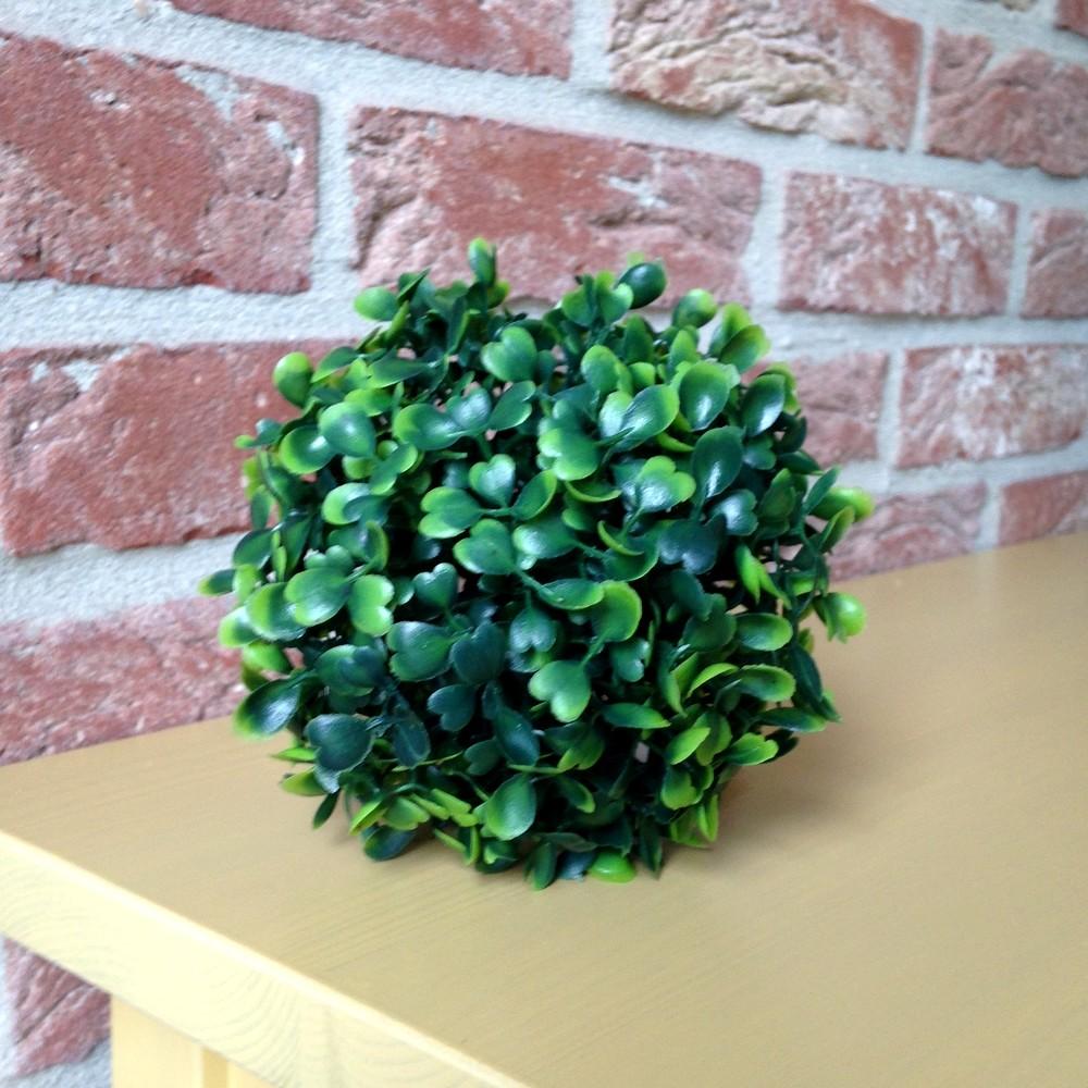 Buxusbol kunststof 12 cm