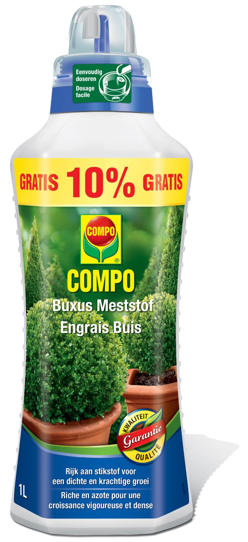 Buxusmeststof 900 ml100 ml gratis