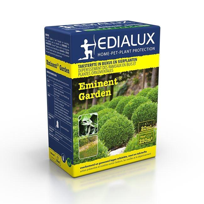 Eminent Garden tegen buxusziekte