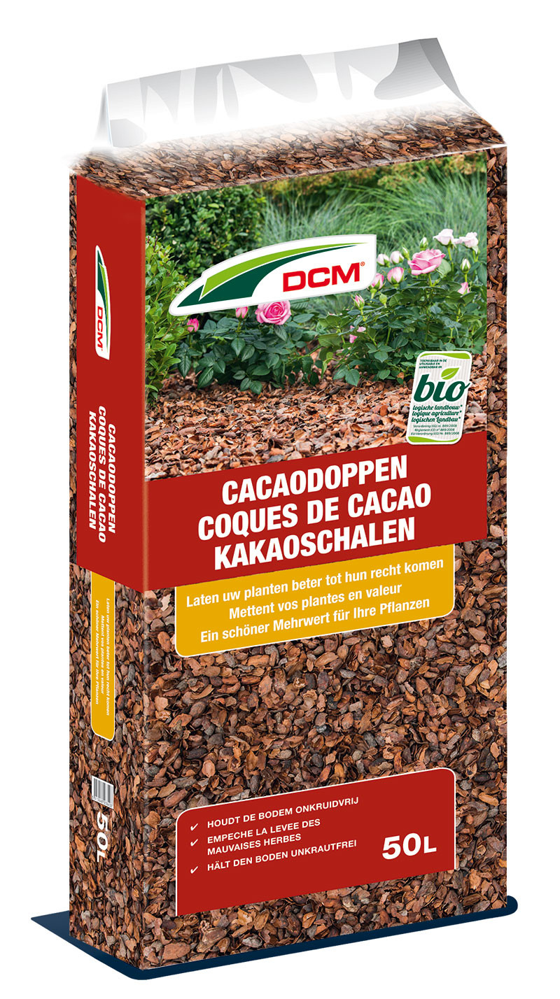 Cacaodoppen 50 liter DCM