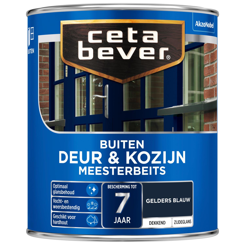 Cetabever Meesterbeits Deur Kozijn dekkend gelders blauw 750 ml