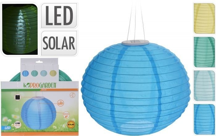 Chinese lantaarn 28 cm solar