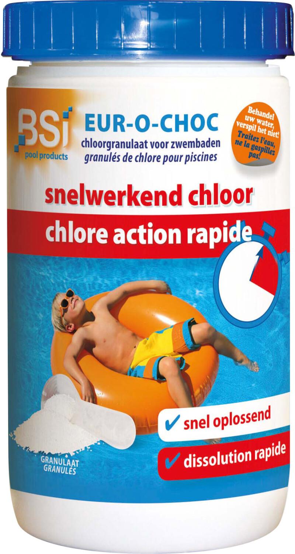 Chloorkorrels snelwerkend SHOCK 1 kg