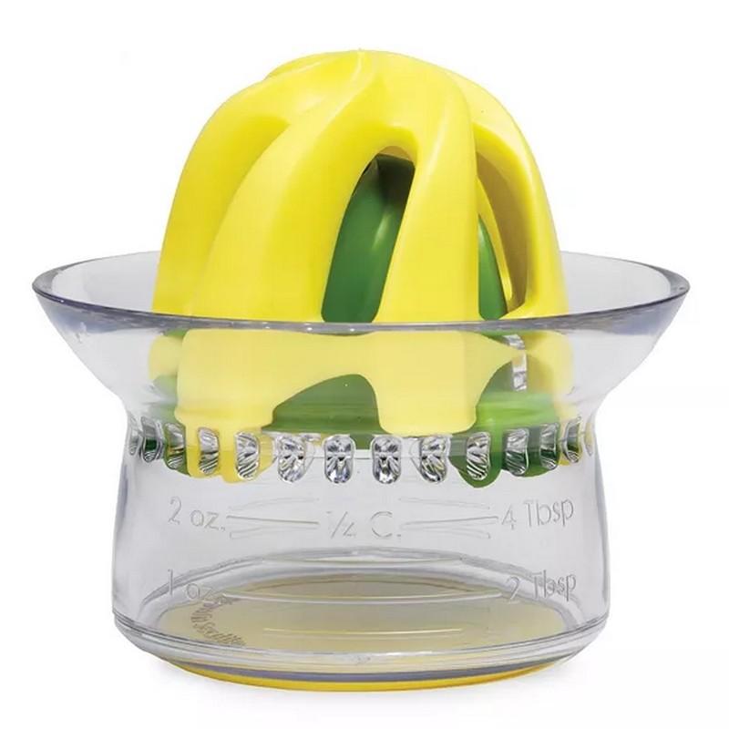 Citruspers 2 in 1 voor limoen en citroen